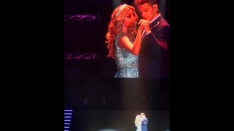 Beso Lutteo HD (Rugge y Karol) - 21_09_18 - (SoyLunaEnVivo) Mexico (Auditorio Na