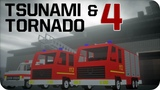 TSUNAMI &amp TORNADO - Episode 4 - Minecraft Adventure DE
