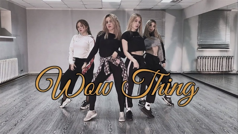 [DANCE PRACTICE] [STATION X 0] 슬기(SEULGI)X신비(여자친구)X청하X소연 'Wow Thing' dance cover by 2DAY