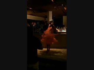 Rita Ora Alejandro dance