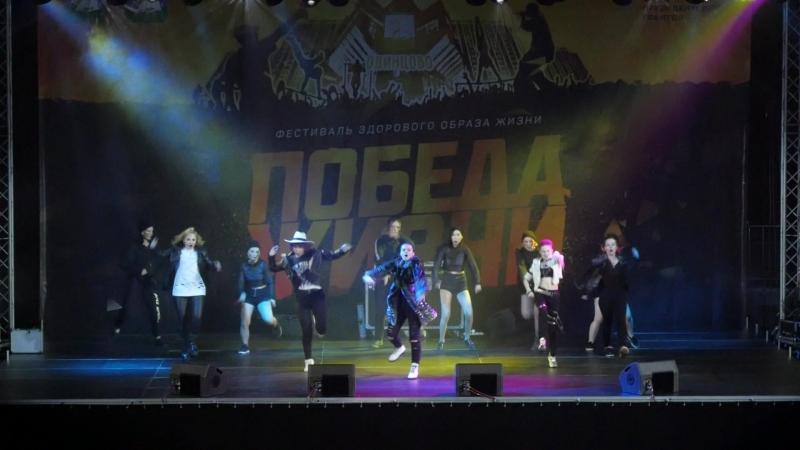 2.5.4. Great Michin (Москва, Одинцово, Трёхгорка) - Big bang - BANG BANG BANG