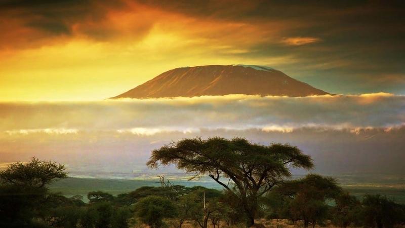 Килиманджаро Восхождение Climbing mount Kilimanjaro