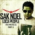 Sak Noel альбом Loca People (Remixes Part II)