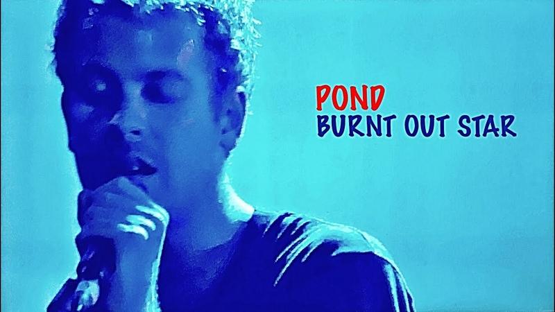 POND - Burnt Out Star [Black Blue]