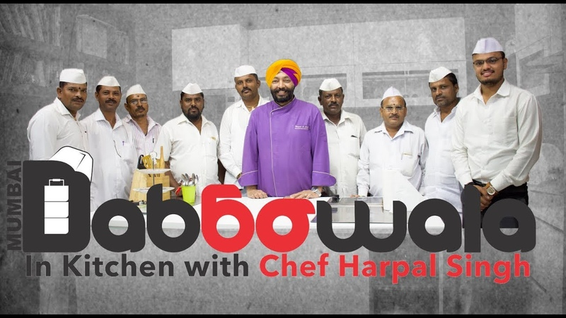 Chef Harpal Cooking with Mumbai Dabbawalas | Piyush Thecha Keema Soya Pav | Maharashtrian Recipes