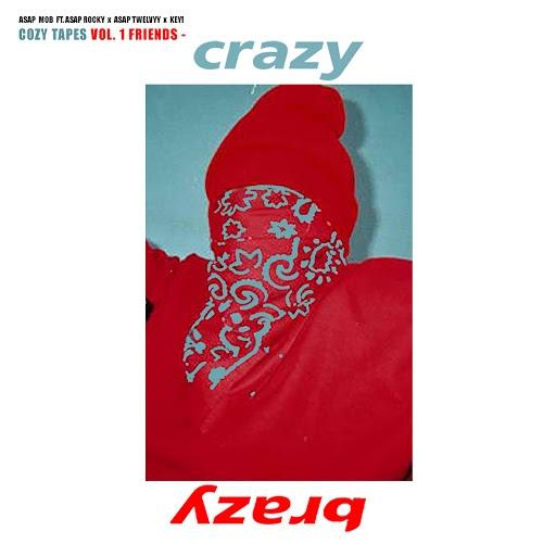 A$AP Mob альбом Crazy Brazy