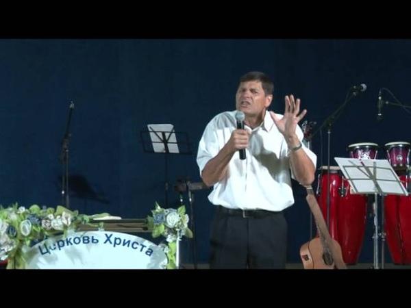 Препятствия в молитве 01 06 2014 Евгений Нефёдов