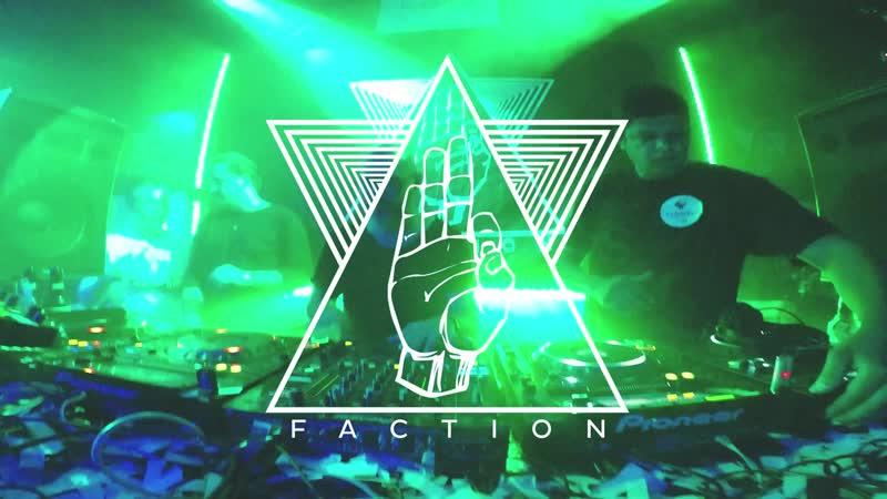 Deep House presents_ KOLOMBO x FACTION [DJ Live Set HD 1080]