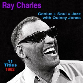 Ray Charles альбом Genius + Soul = Jazz