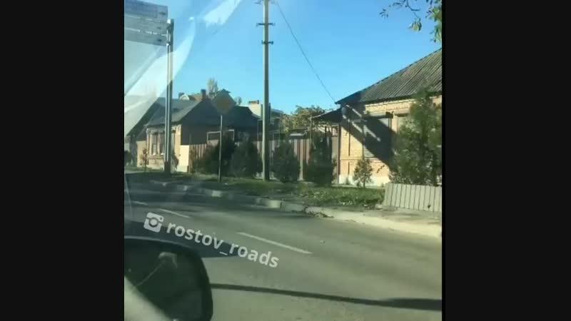 14 06 Мадояна Лесопарковая прямо на мусоровозе загорелась мульда ч 2 1 11 18 Это Ростов на Дону