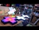 Светодиодные пиксельные кресты для аптек