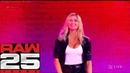 Trish Stratus and Torrie Wilson Maria Kelly Kelly All Return For 25 Anniversary Monday Night RAW
