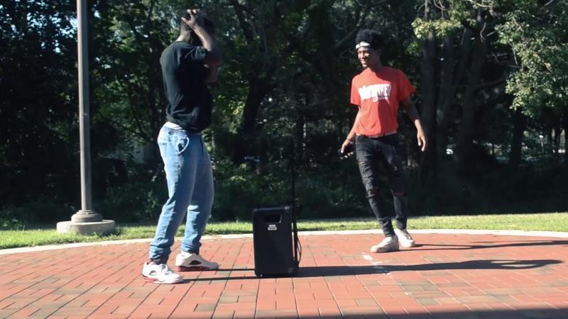Valee- skinny( dance video)