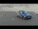 Дрифтомания BMW E36. Обучение дрифту-лучший подарок для девушки, которая любит гонять.