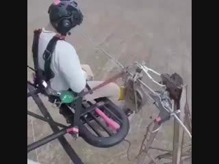 Электрик на вертолёте