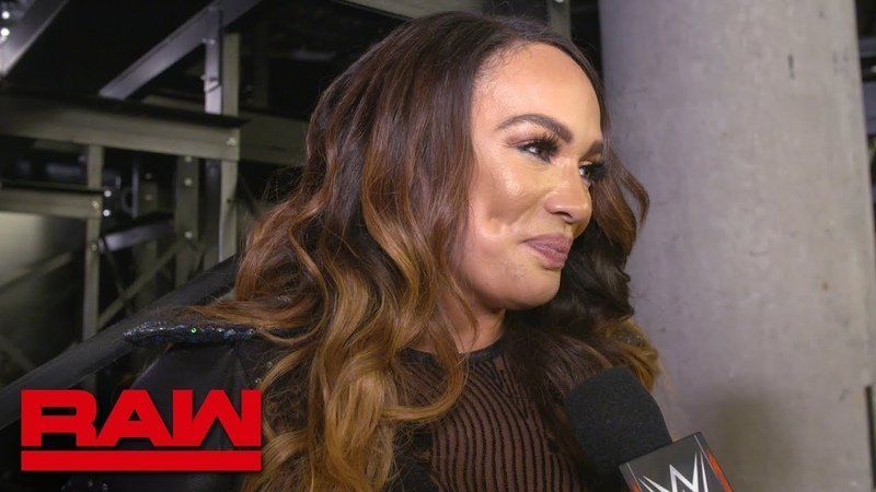 Nia Jax on her big week: Raw Exclusive, Sept. 17, 2018