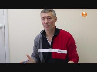 Евгений Ройзман снова принимает