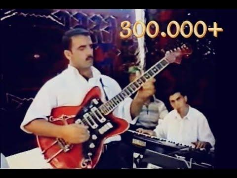 Rüstəm Quliyev Gitarada Canlı İfa - Yanıq Kərəmi Segahla (Hacıqabul Toyu-2001)