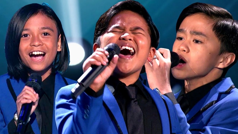 TNT Boys Steal Everyone's Heart - World's Best Audition