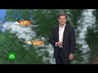 Прогноз погоды на 6 октября