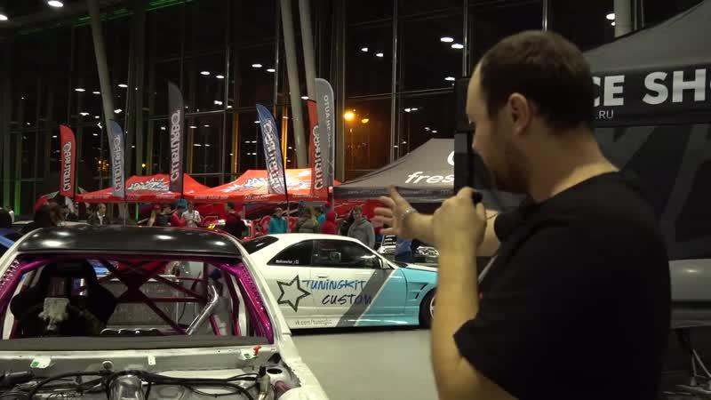 Выставка Drift Expo в Москве Обзоры проектов