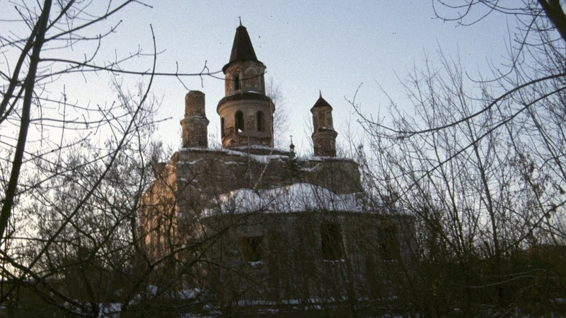 История Серпуховского края (Женский Владычный Введенский монастырь)