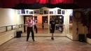 Никита Дронов и Светлана Путинцева | степ,чечетка,ирладнский танец,tap dance!