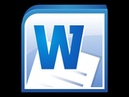 Настройка документа MS Office Word 2010