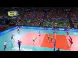 15.09.2018. 1755 - Волейбол. Чемпионат мира. Мужчины. 3 тур. Группа