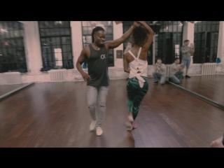Timba | Chichi Gutierrez и Lisandra Garcia, Timba & Salsa Cubana workshops, Derzhi Ritm dance school