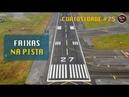 Faixa de Pedestre na Pista do Aeroporto? Entenda a Sinalização das Pistas