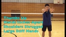 Middle Blocker Hand Arm Positioning - How to BLOCK a Volleyball Tutorial (part 2/2)