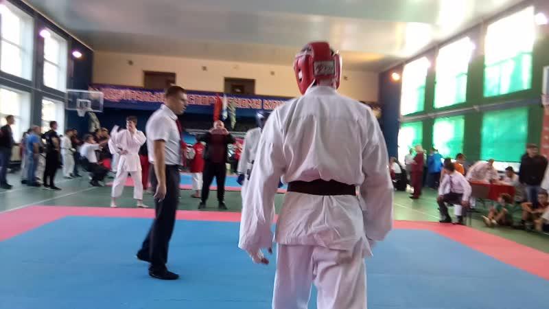 Миха Медведев на СЗ (красный) Финал.
