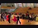 Latvia Open 2018 Румба -танец любви