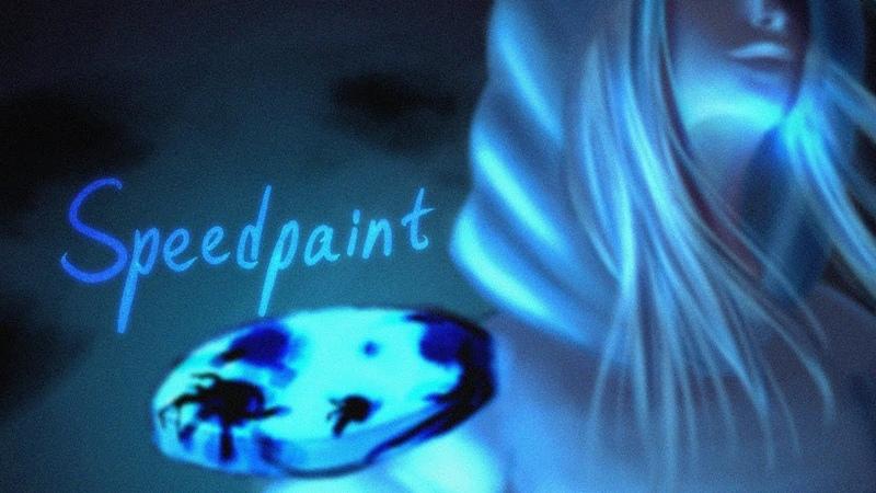 Restlessness — Speedpaint