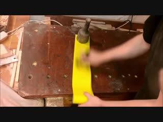 Сушилка для белья своими руками из дерева