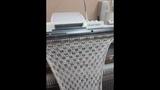 Как вязать ложный ажурпанчлейс на SilverReed Sk 280 (панчлейс, punch lace, ажур без деккеровки)