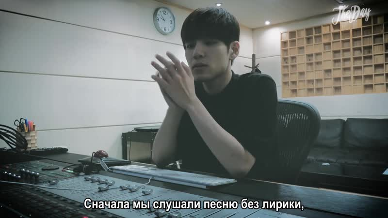 WriteUp with Wonpil (Whatever) [рус.саб]