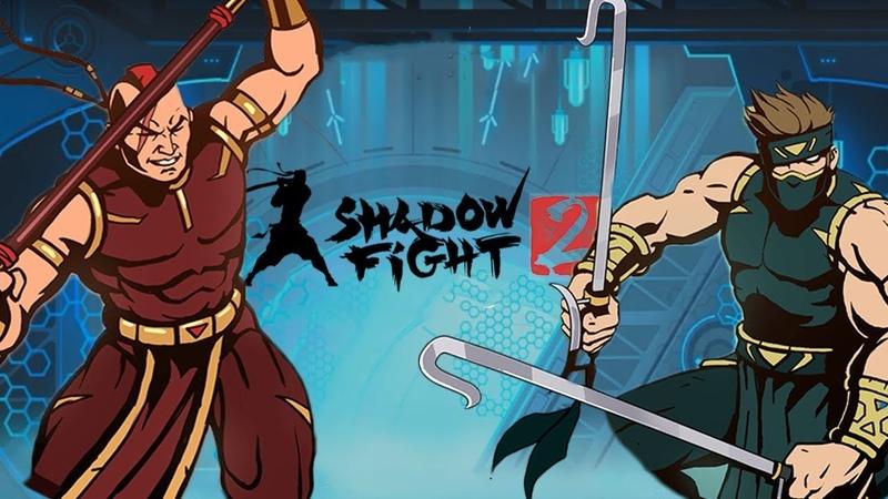 Shadow Fight 2 (БОЙ С ТЕНЬЮ 2) ПРОХОЖДЕНИЕ - ВРАТА ТЕНЕЙ БУДУТ ОТКРЫТЫ ИНТЕРЛЮДИЯ
