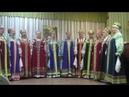 Цвела рябина белая Ансамбль Родные напевы Blossomed Rowan white Ensemble Rodnye napevy