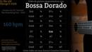 Bossa Dorado - Gypsy jazz Backing track / Jazz manouche