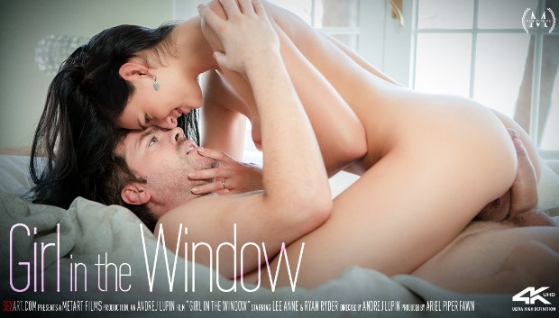 SexArt - Girl In The Window