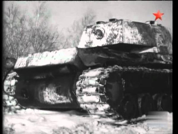 Оружие Победы Танк КВ-1 Tank KB-1