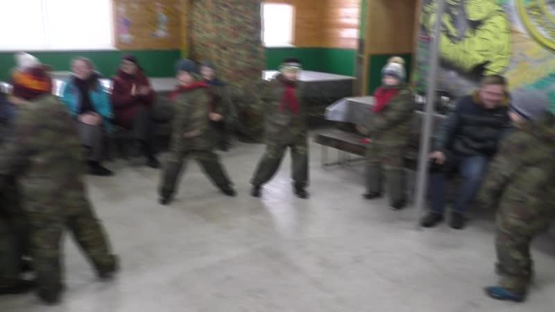 Работаем со 2-го января без выходных ! Молодежные танцы в клубе Тульский Легион