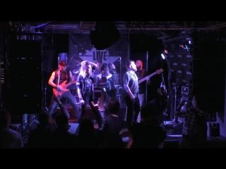Be under arms выступление в клубе live stars 9.10.18