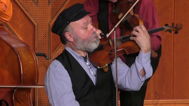 Еврейский оркестр им. А. П. Чехова (Chekhov Jewish Orchestra) - One Chord Freylekhs
