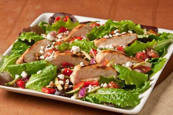 Английский салат с курицей и грибами: 5 самых вкусных рецептов