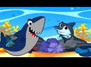 Акуленок турруруЭлвин и бурундуки