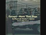 Future ft. Pharrell, Pusha T, Casino - Move That Dope (Beat by Eldar Beatz)