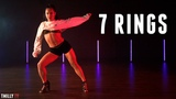 Ariana Grande - 7 Rings - Dance Choreography by Blake McGrath - #TMillyTV